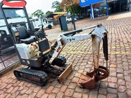 Mini EscavadeiraBOB CAT418 - 21C425