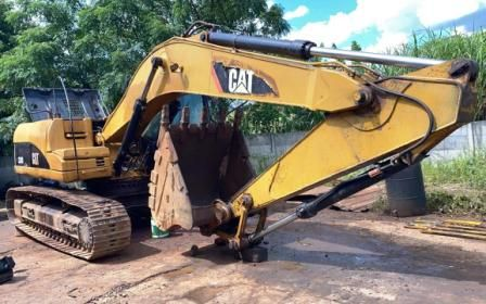 Escavadeira CATERPILLAR 320D - 21D310